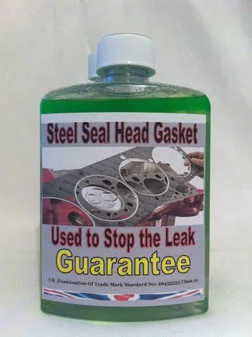 Steel Seal Head Gasket Repair Cracked Cylinder Heads Blown Head