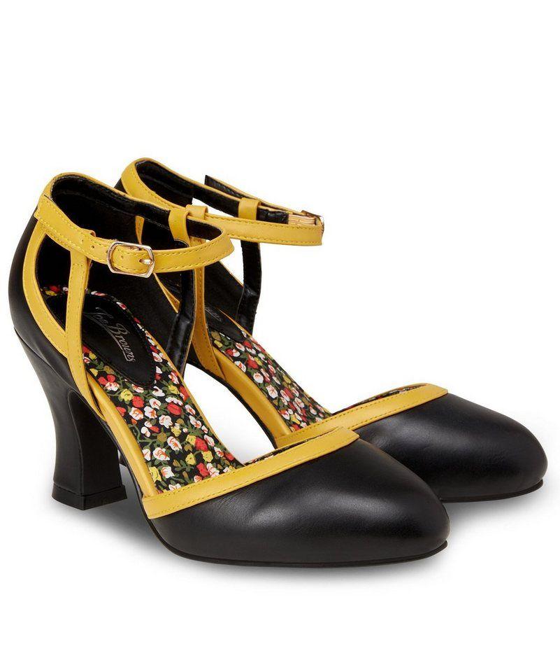 04fcaca622f7f Joe Browns »Joe Browns Damen Schuhe mit Fesselriemen und Absatz ...
