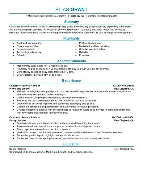 Financial Advisor Resume Objective Fair Photos Automotive Service Advisor Resume Sample Customer Perfect .