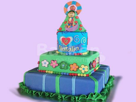 Torta Virgen Primera Cake Ideas And Designs