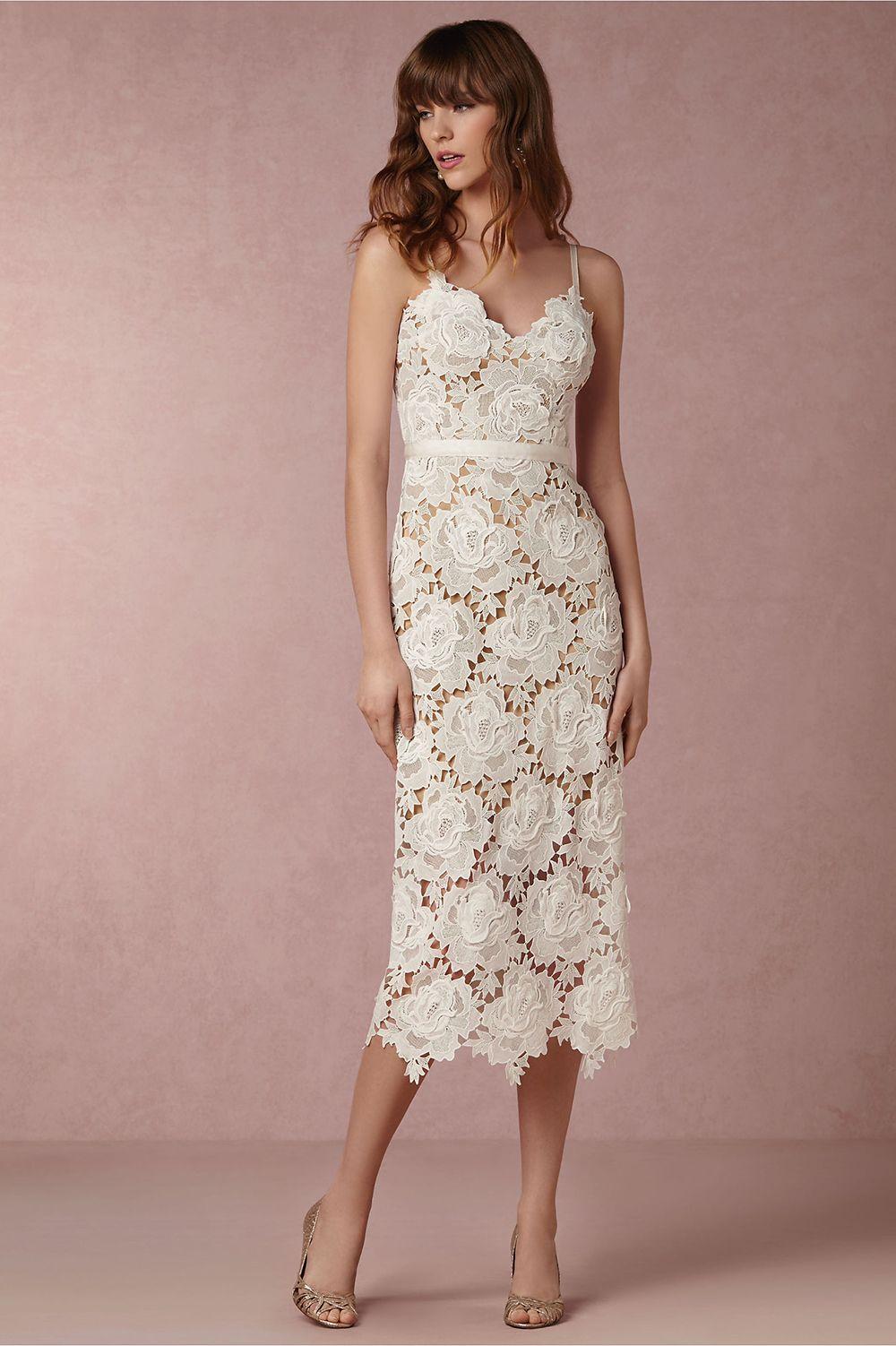 Fancy Friday – BHLDN Wedding Gowns | Vestiditos