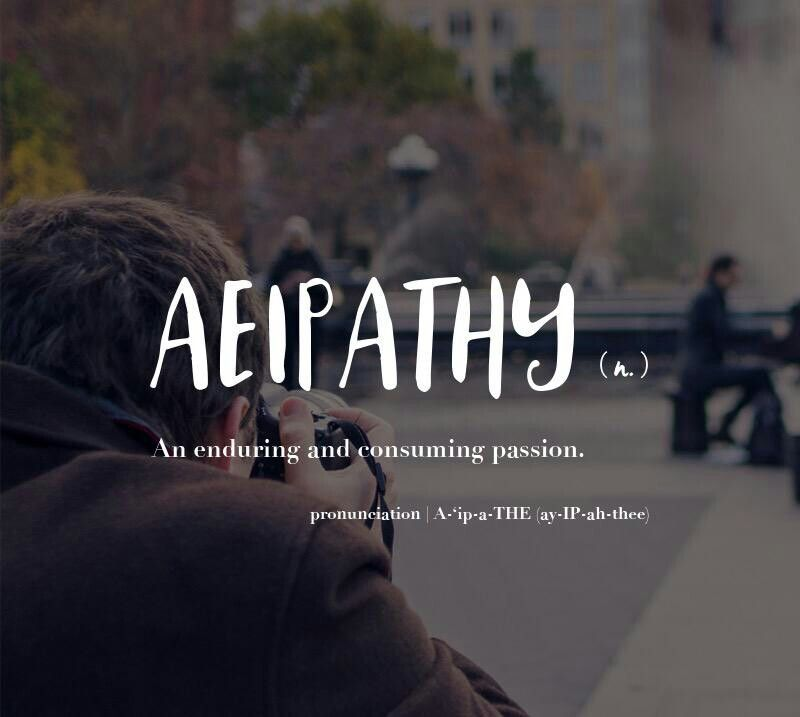Aeipathy Cool Words Unusual Words Rare Words