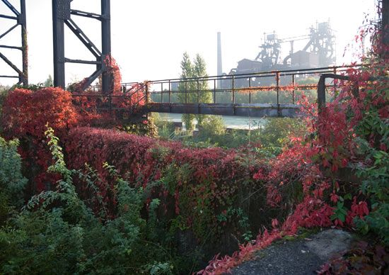 Landscape Park Duisburg Nord Peter Latz Landscape Design Landscape Architecture Landscape