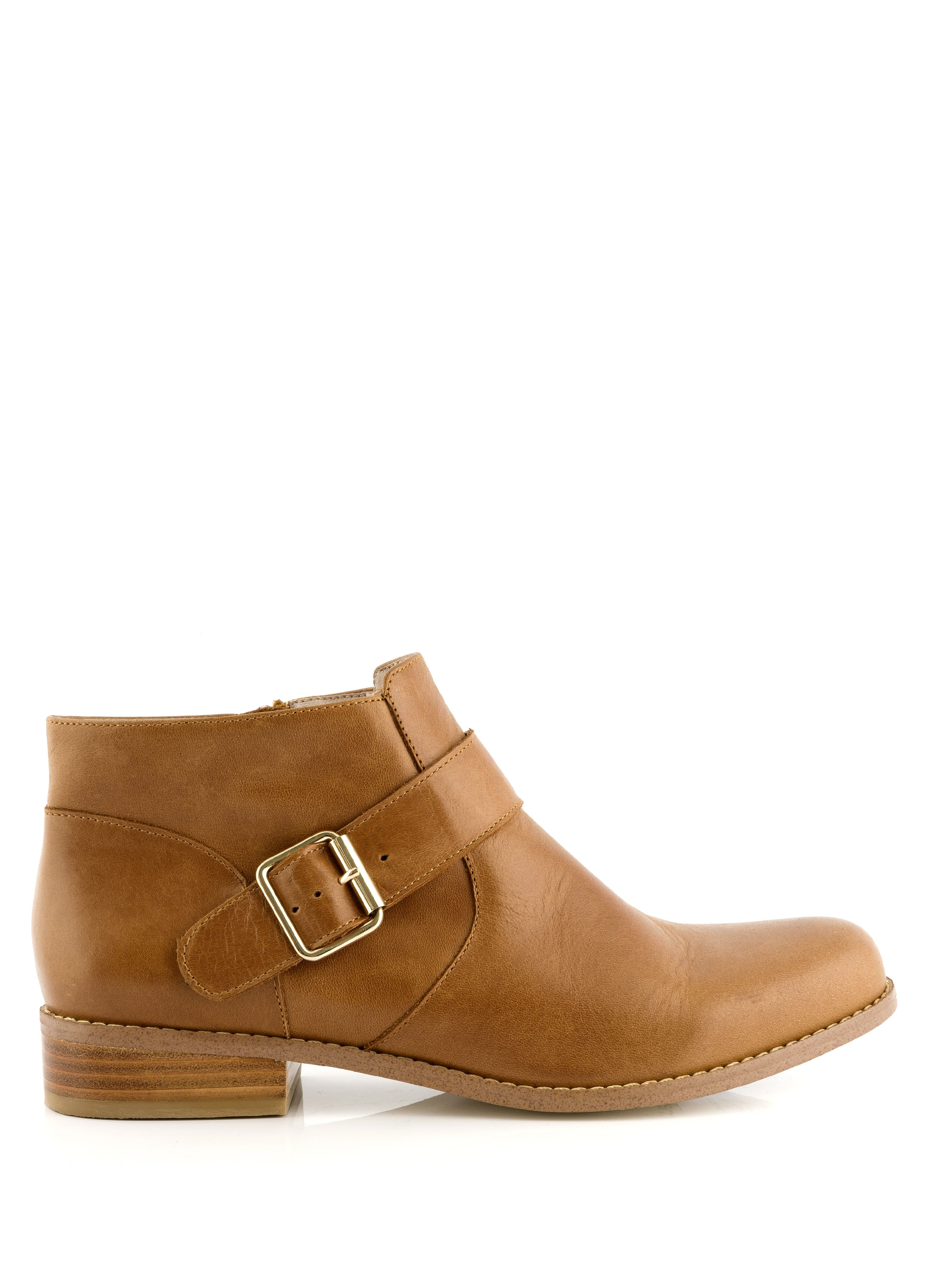 680da0f8aa2f0 Bottine POST Camel - Bottines - CHAUSSURES FEMME - FEMME