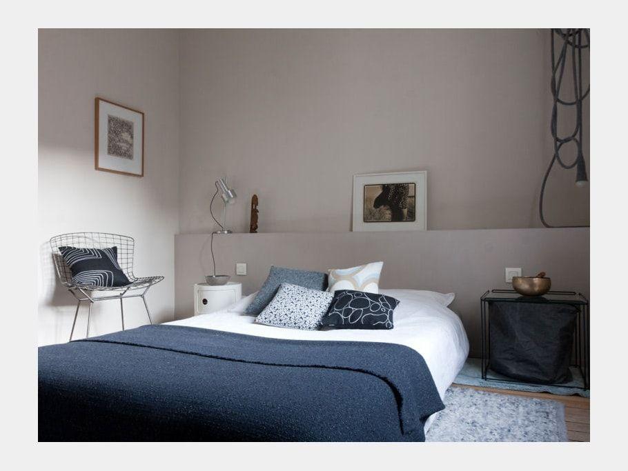 Chambre bleue-grise | Chambre en 2018 | Pinterest | Deco chambre ...