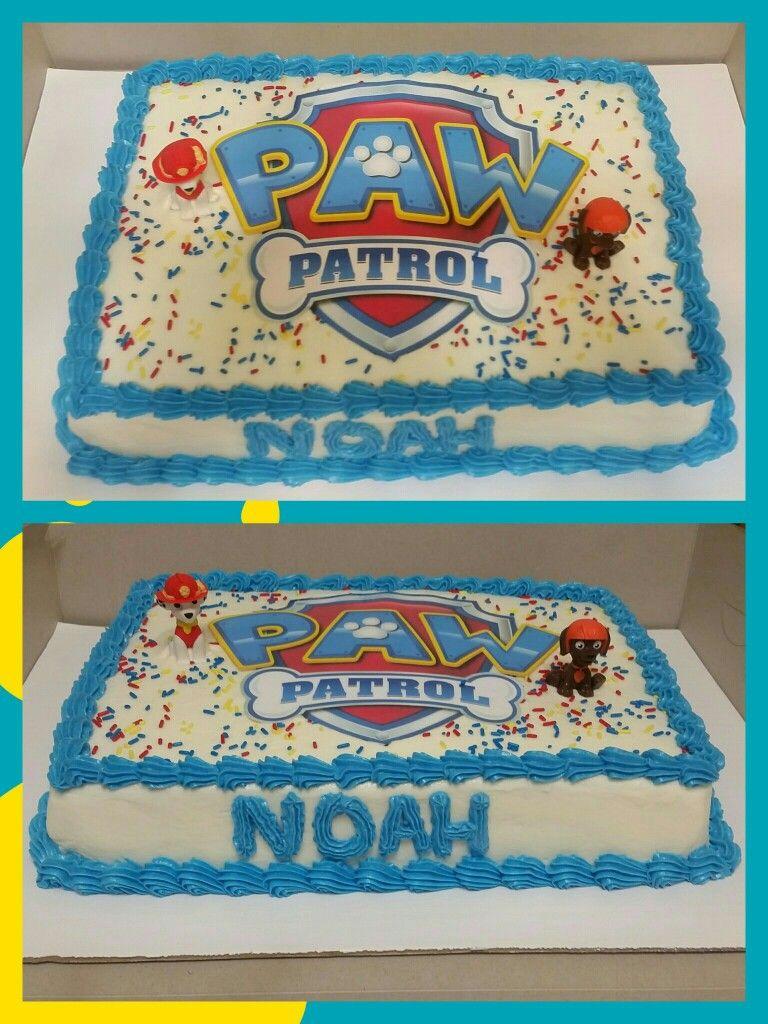Paw Patrol Birthday Cake Paw Patrol Cake Paw Patrol Birthday