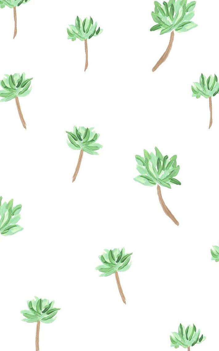 Cute Summer Palm Tree Wallpaper Tree Wallpaper Iphone Tree Wallpaper Computer Summer Wallpaper