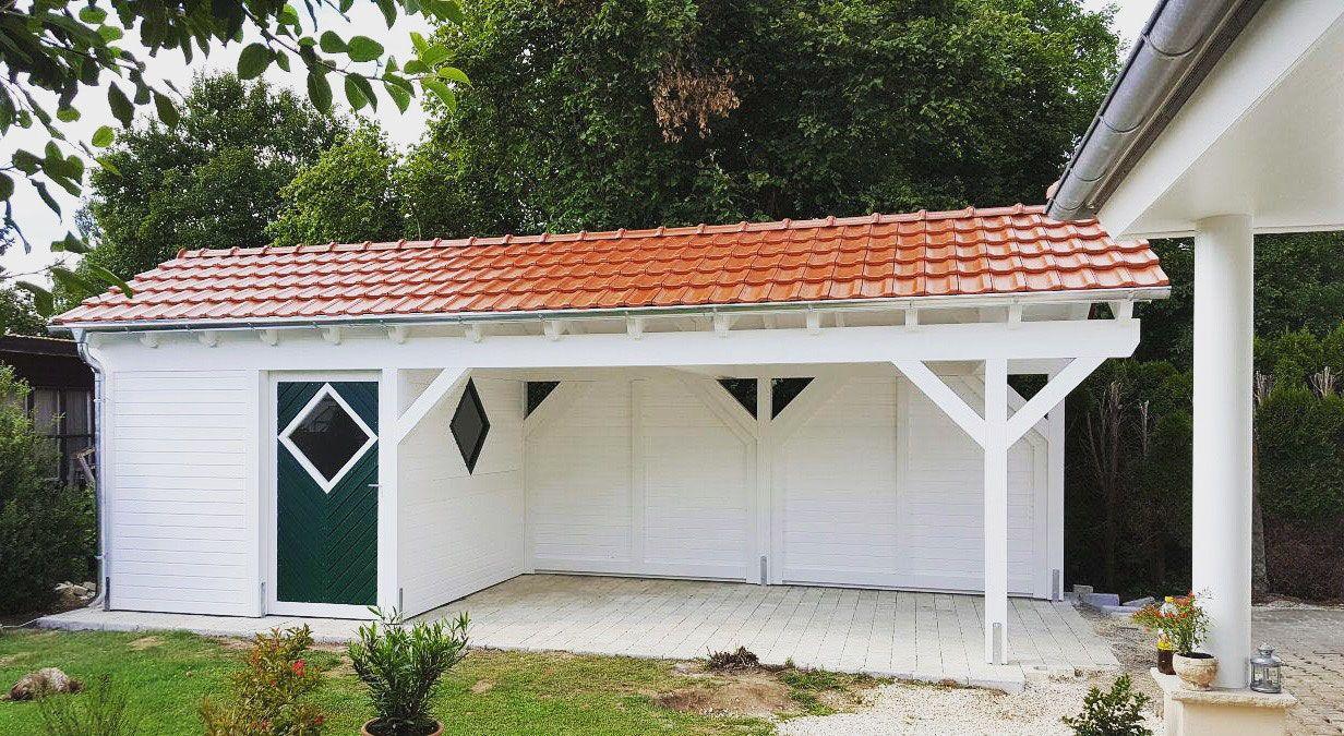 Spitzdach Carport Nach Ihren Wunschen Solarterrassen Carportwerk Gmbh Carport Pergola Design Carport Bauen