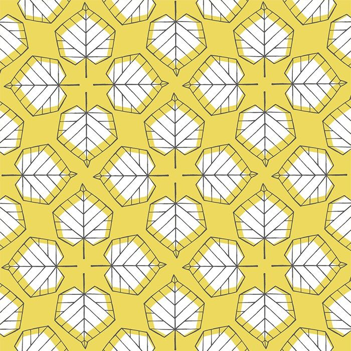 Surface pattern by Loes van Oosten. Seen on HappyMakersBlog.com.