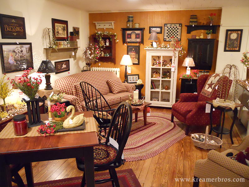 Kreamer Brothers Furniture Country Furniture Annville