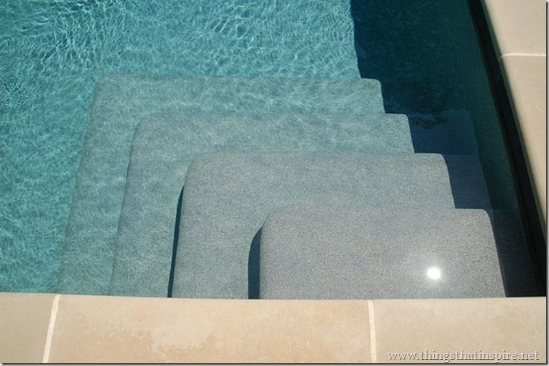 greek inspired landscaping pool - Google Search