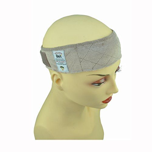 Gex Wig Grip Adjustable Elastic Comfort Headband Velcro Adjustable