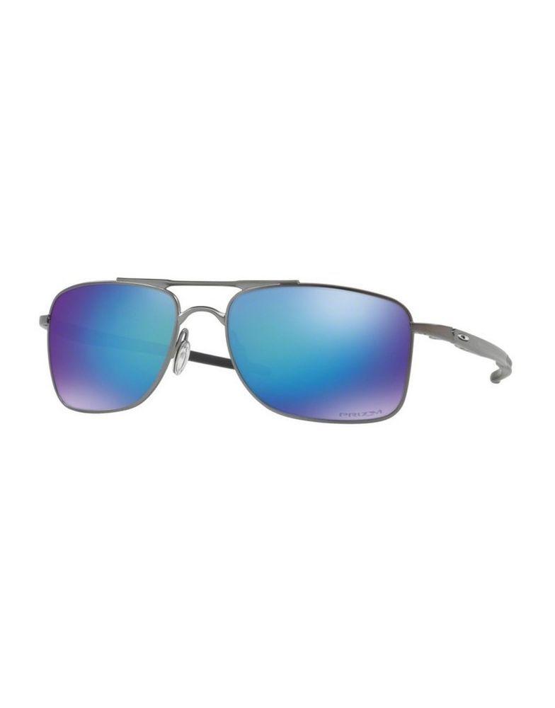 1bb3f1fb8f3 Sunglasses OAKLEY GAUGE 8 4124-06 62 Matte Gunmetal Prizm Polarized (eBay  Link)