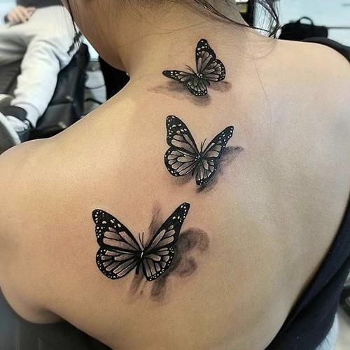 Photo of Sleeve Tattoos For Women –  Tattos Can the butterfly tattoo be done in every bod…