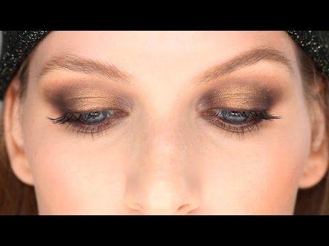 SOFT SMOKEY EYES I Makeup tutorial - MAQUILLAJE OJOS AHUMADOS