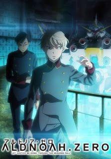 Aldnoah Zero Season 2 English Subtitle [Complete] - Anime Outs