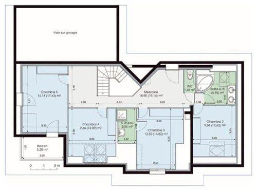 Construction · Plan Maison 200m2