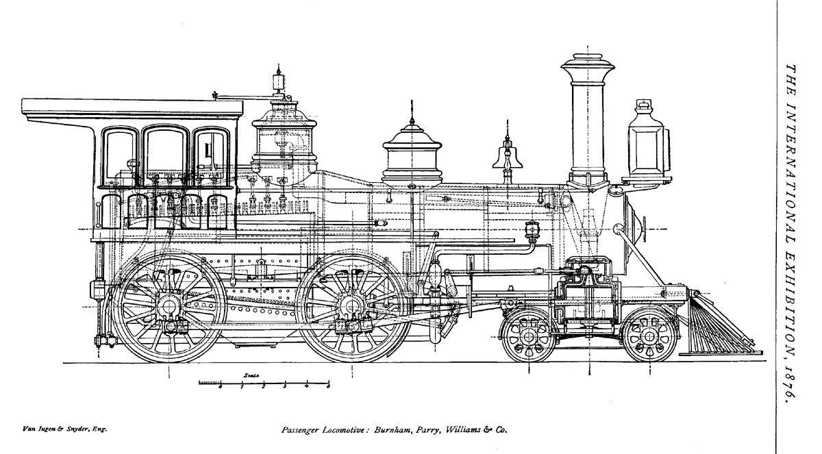 Old Steam Locomotive Diagram Wire Data Schema Moreover Engine Parts On Simple Piston Trains Train Wiring Turbine