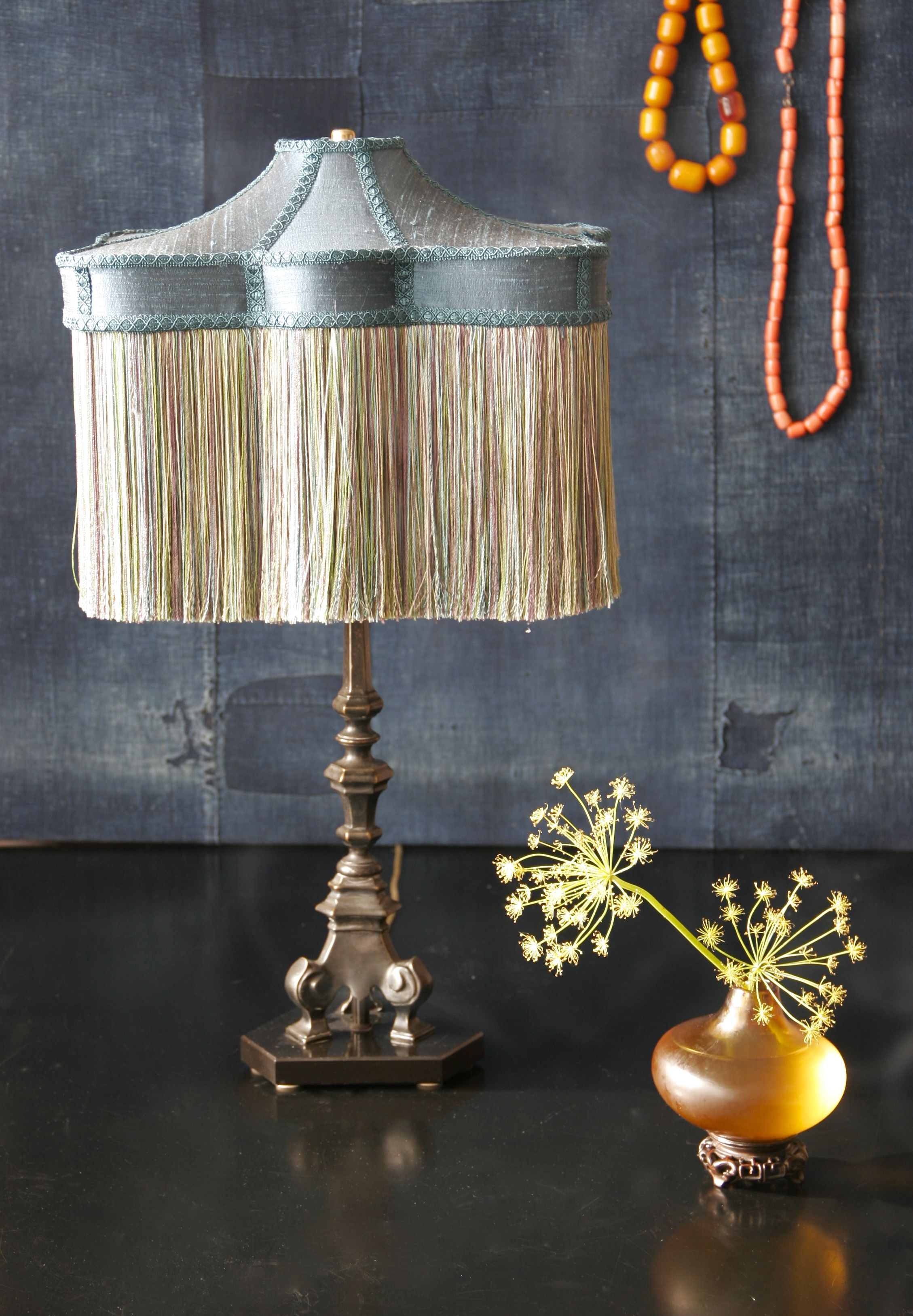 fashion in daily club lamp waterford polished is loading buffet inch image lampshades lamps shades hospitality