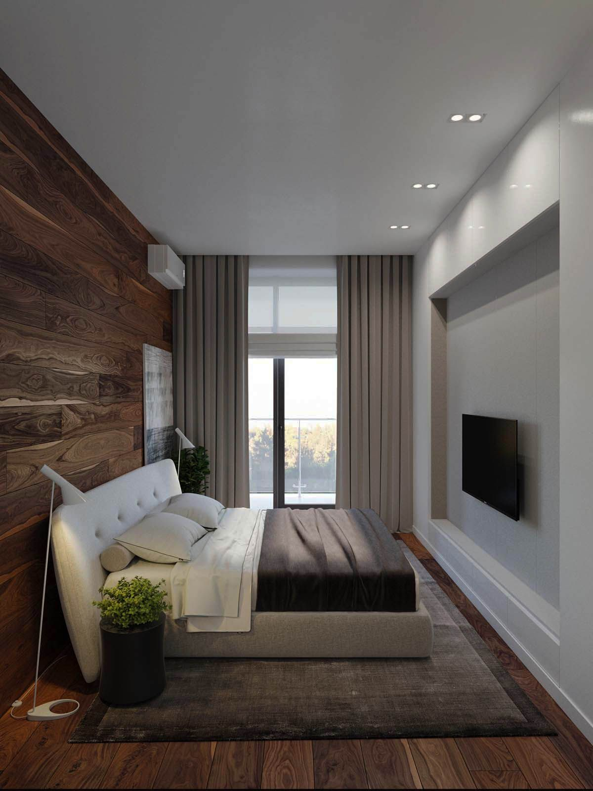 Little Center Apartment Layout Concepts 2019 Modern Tiny