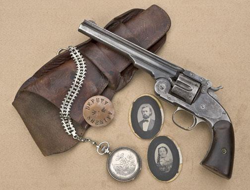 Uberti  Remington With Lanyard Ring