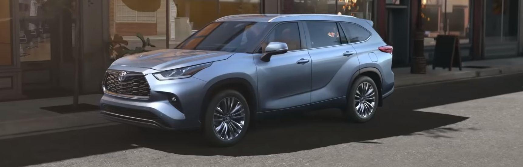 2020 Toyota Highlander Engine Specs Toyota highlander