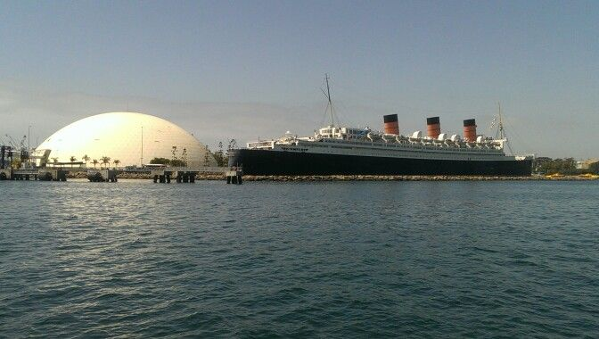 Queen Mary, Longbeach