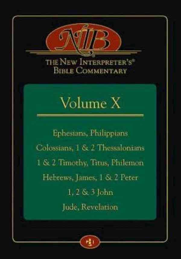 Ephesians Zondervan Exegetical Commentary on the New Testament