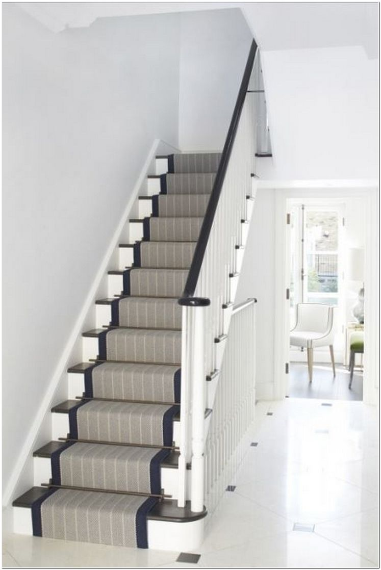 Best Top 70 Best Painted Stairs Ideas Staircase Designs 1 In 400 x 300