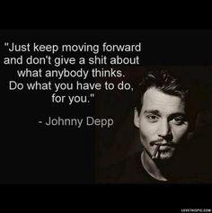descriptive essay johnny depp