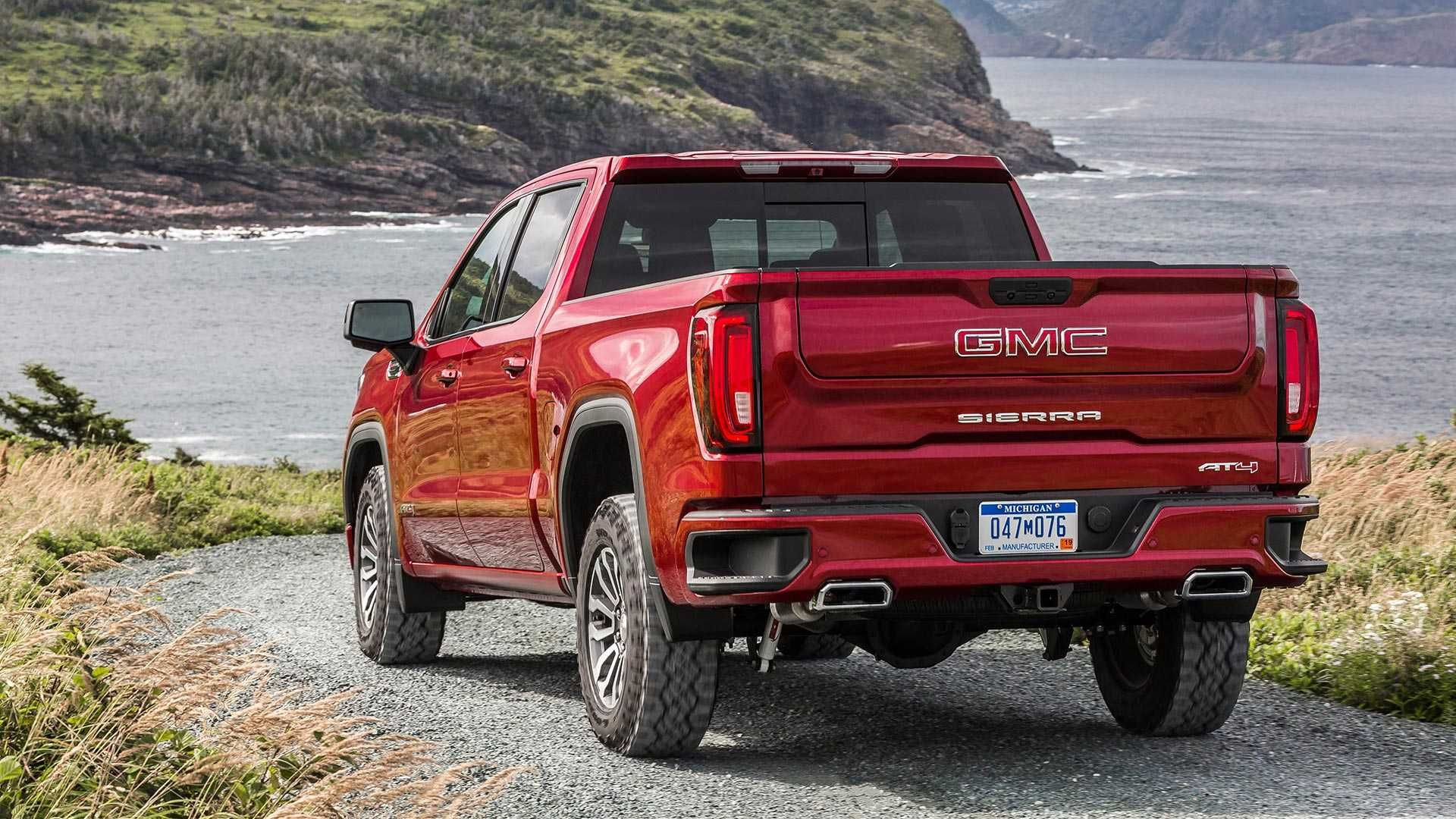 1 The New Off Road Performance Package For The 2019 Gmc Sierra At4