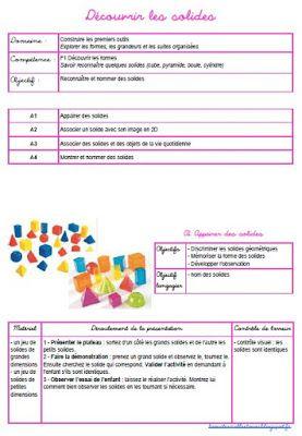 Blog Sur La Maternelle Et La Pedagogie Montessori Pour Presenter Les Ateliers Autonomes Mis En Place Au Quotidien Da Pedagogie Montessori Les Solides Pedagogie