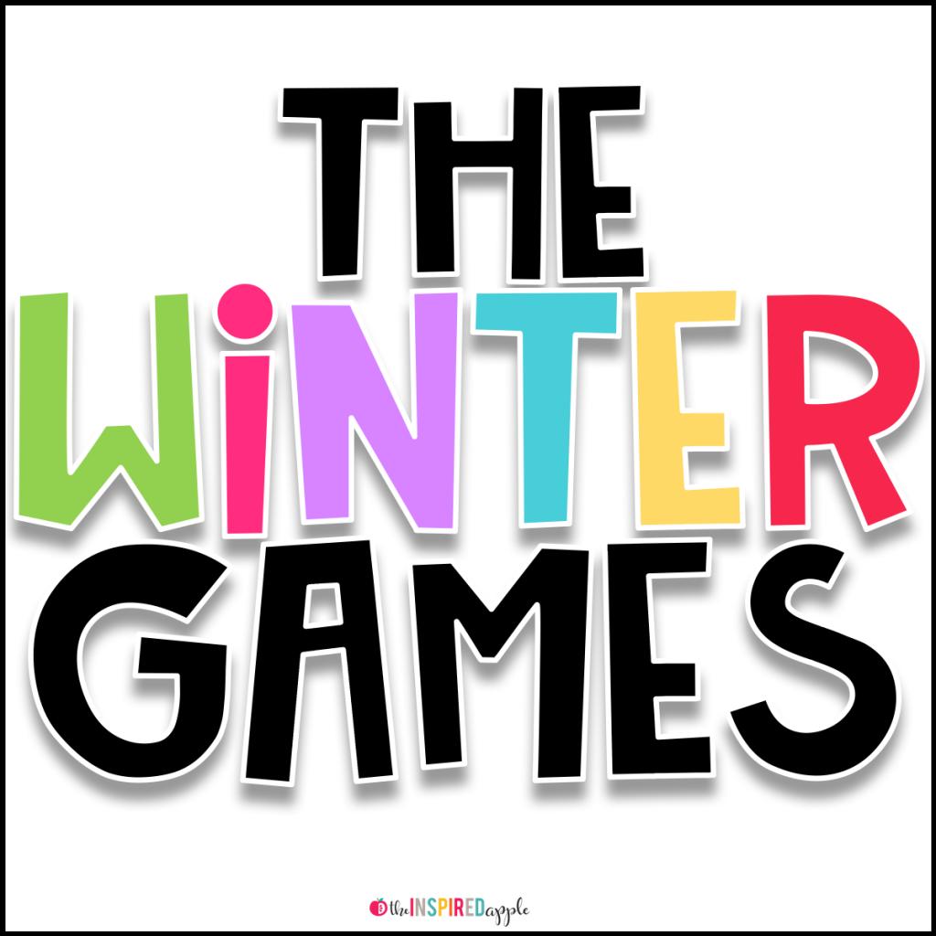 Winter Olympics Activities For Kindergarten And First