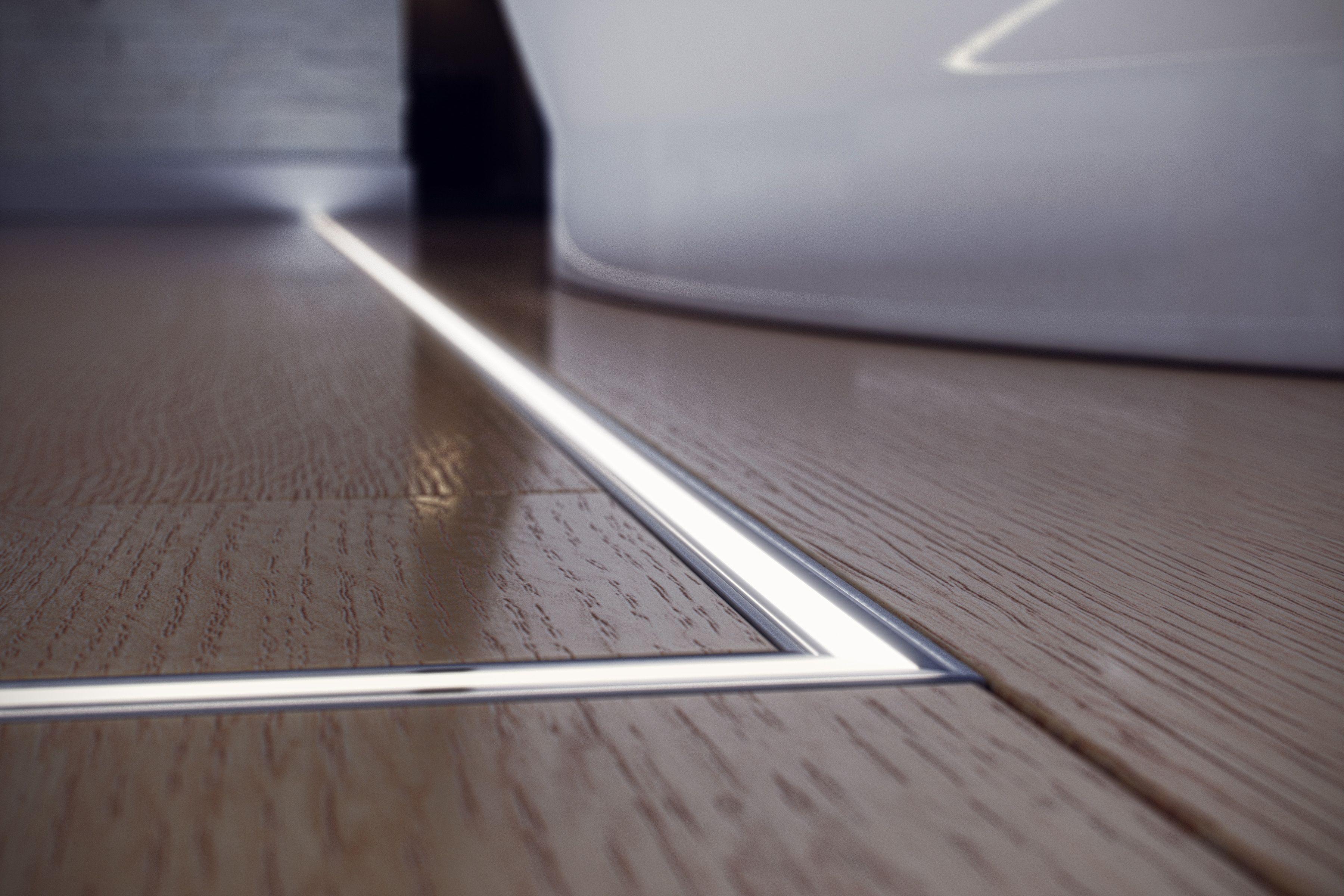 Floor Led Lighting For Bathroom Waterproof Led Lights In The