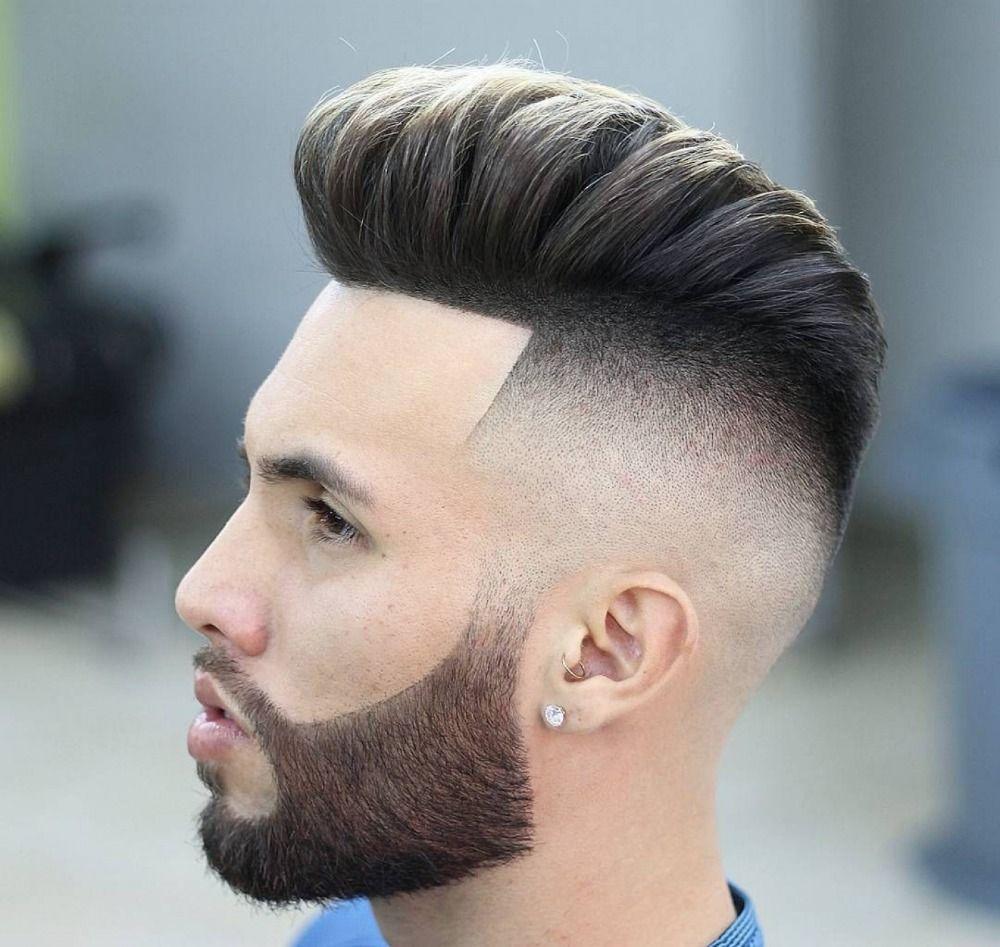70er Jahre Frisur Manner Neu Entdecken Mit Modernem Undercut Und Pompadour Moderne Mannerfrisuren Beliebte Haarschnitte Schmalzlocke