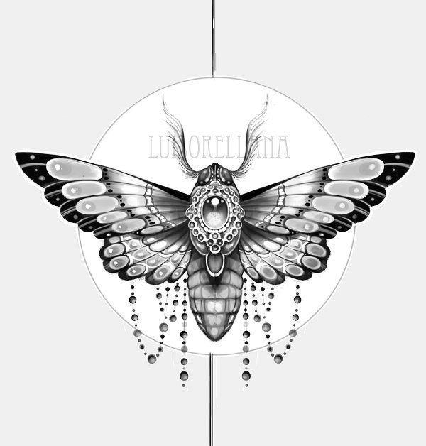 Pin Von Shaina Wilbert Auf Tattoos Motten Tattoo Tattoo Dekoltee Tattoo Ideen