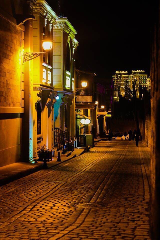 Baku Nights Baku Motherland Central Asia