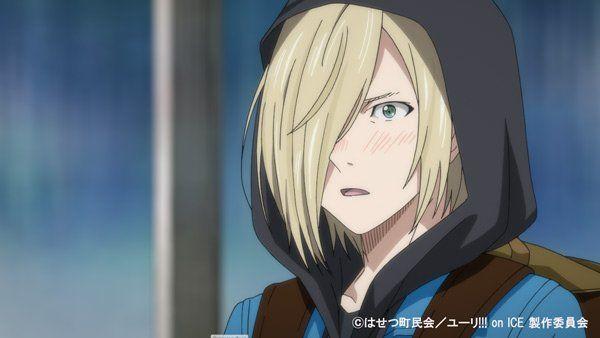 TVアニメ「ユーリ!!! on ICE」 (@yurionice_PR)