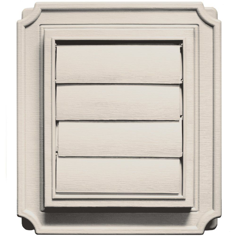 Builders Edge 140137079048 Scalloped Exhaust Vent 048 Almond Check Out The Image By Visiting The Link Builders Edge Exhaust Vent Mounting Blocks