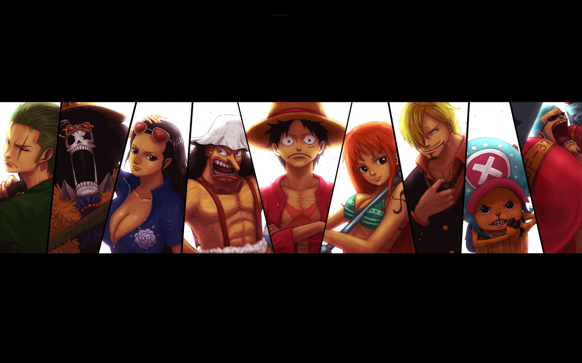 Straw Hat Pirates HD Wallpapers For Free