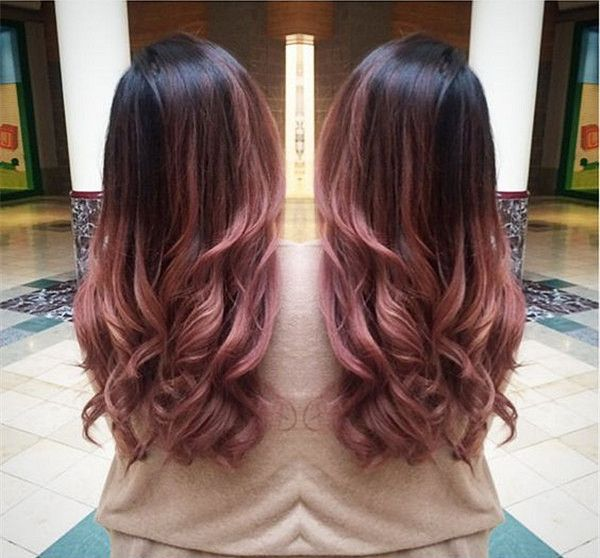 5 Hair Color Trends You Should Not Miss For This Autumn Ombre