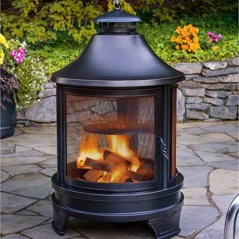 Barbecues Smokers Firepits Heaters And Chimnea At