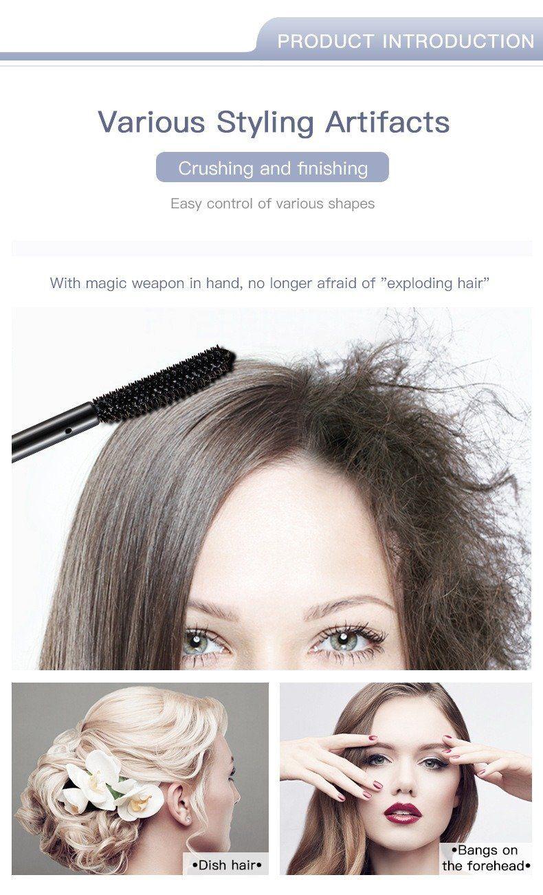 Broken Hair Artifact Anti Hair Lice Fixed Styling Hair Stick Liquid Hair Style Tool Liquid Hair Hair Styles Smooth Hair