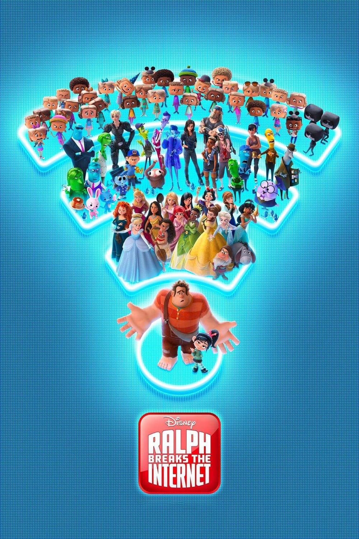 Ralph Breaks The Internet 2018 English Bluray 1080p 720p