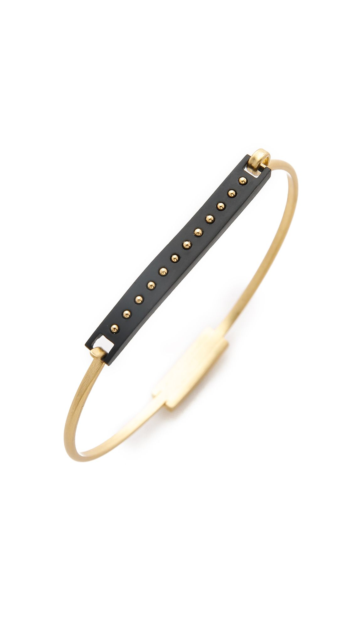 Madewell Bam Bam Cartline Bracelet