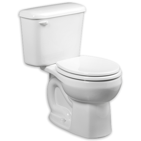 View Colony Round Front 10 Inch Rough In 1 28 Gpf Toilet In White 020 Wall Mounted Toilet Toilet American Standard