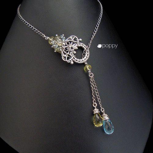 Very Nice Work Inspirational Necklace Wire Jewelry Jewelry Inspiration