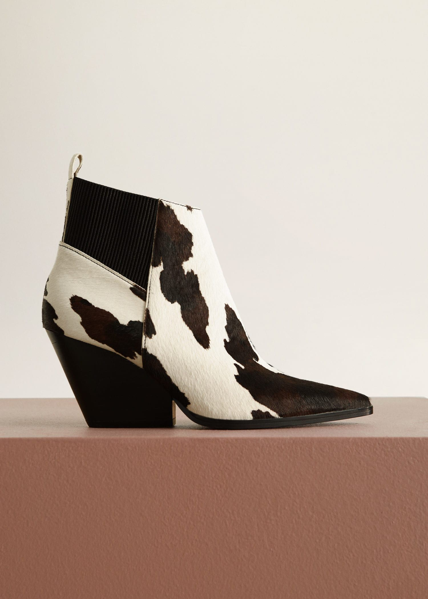 e47ab4efbe2 Leather cowboy ankle boots - Women in 2019 | Shoes | Shoes, Ankle ...