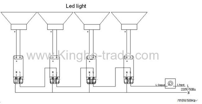 Led Downlight Wiring Guide - Introduction To Electrical Wiring ...