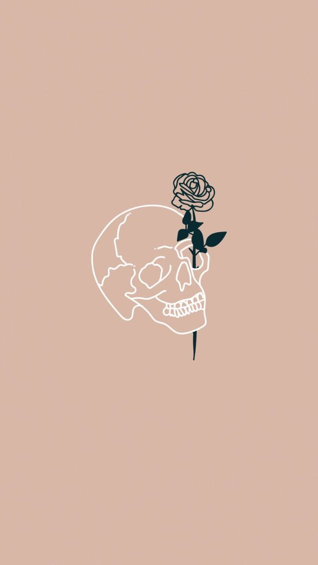 Pin by ⭐J Mac Omega⭐ on Pink Occult   Skull wallpaper